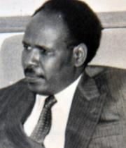 M. Alfidja ABDERRAHAMANE